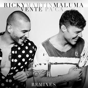 Vente Pa' Ca (Remixes) (feat. Maluma)