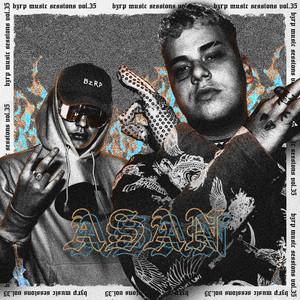 Asan: Bzrp Music Sessions, Vol. 35 cover art