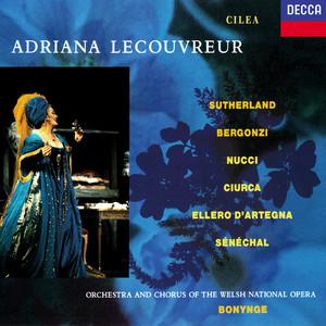 Adriana Lecouvreur / Act 1: