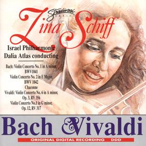 Violin Concerto No 6 In A Minor, Op 3, Rv 356: Allegro cover art