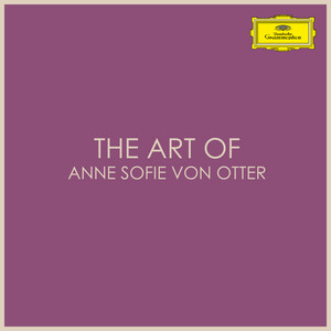 The Art of Anne Sofie von Otter album