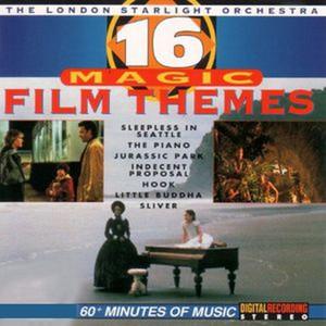 16 Magic Film Themes album