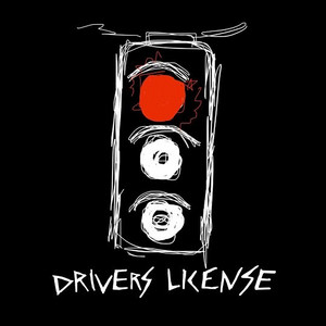 drivers license cover art