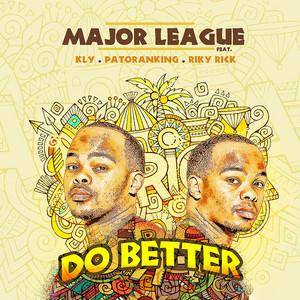 Do Better cover art