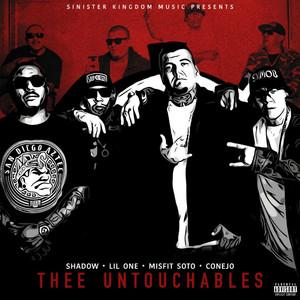 Throne by Conejo, Lil One, Shadow, Misfit Soto