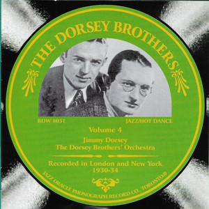 The Dorsey Brothers, Vol. 4 - 1930-1934 album