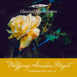 Symphony No. 33 KV319 in B flat Major: Allegro assai by Academy of St. Martin in the Fields, Iona Brown