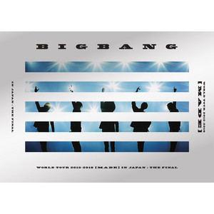BIGBANG WORLD TOUR 2015〜2016 [MADE] IN JAPAN : THE FINAL album