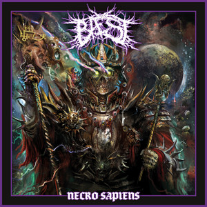 Towers of Suffocation by BAEST