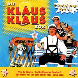 Nun hast du A gesagt by Klaus & Klaus
