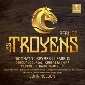 """Berlioz: Les Troyens, Op. 29, H. 133, Act 2: """"Cassandre, avec toi nous mourrons !"""" (Cassandre, Un chef grec, Chorus) cover art"""