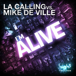 I'm Alive - Bootleggerz Remix Edit cover art