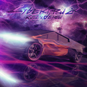 Cybertruck cover art