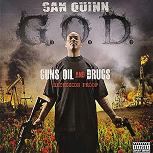 G.O.D.: Guns Oil and Drugs Recession Proof