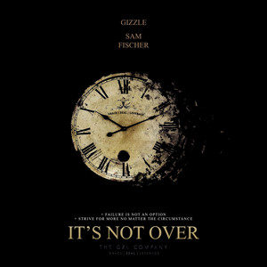 It's Not Over cover art