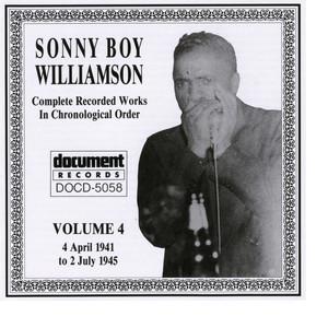 Sonny Boy Williamson Vol. 4 (1941 - 1945) album