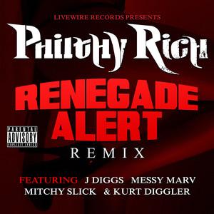 Renegade Alert Remix (feat. J-Diggs, Messy Marv, Mitchy Slick & Kurt Diggler) - Single