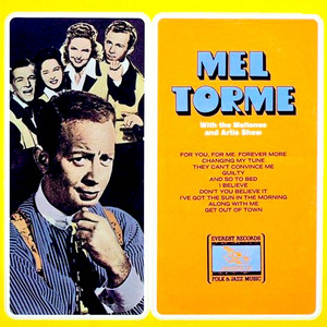 Mel Torme with the Meltones and Artie Shaw album