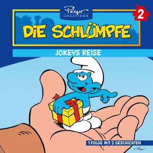 Jokeys Reise - Teil 01 cover art