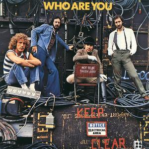 The Who – Who Are You (Studio Acapella)