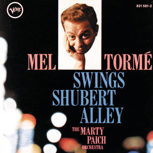 Mel Torme: Swings Shubert Alley album