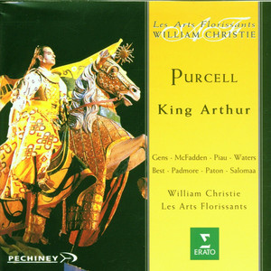 """Purcell : King Arthur : Act 2 """"Hither, this way, this way bend"""" [Soprano, Chorus] by William Christie"""