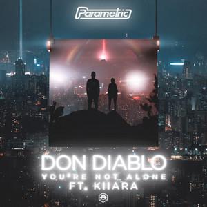 Don Diablo Ft Kiiara – You're Not Alone (Percapella)(Studio Acapella)