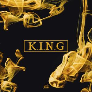 K.I.N.G cover art