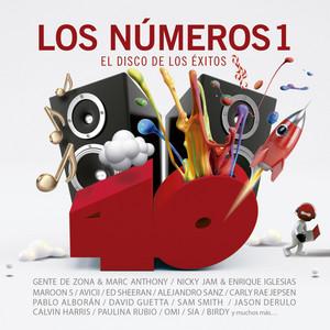 Los números 1 de 40 Principales (2015)
