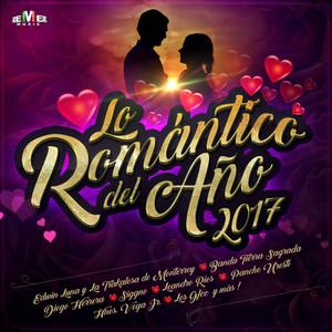 Lo Romántico del Año 2017 album