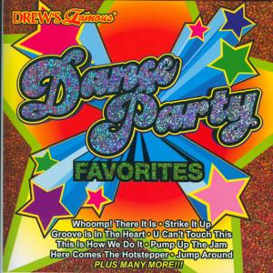 Drew's Famous Dance Party Favorites album