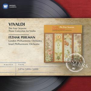 """Vivaldi: Le quattro stagioni (The Four Seasons), Op. 8: Violin Concerto No. 2 in G Minor, RV 315, """"L'Estate"""". III. Tempo impetuoso d'Estate (Presto) by Antonio Vivaldi, Itzhak Perlman, London Philharmonic Orchestra"""