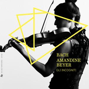Partita pour violon No. 3 in E Major, BWV 1006: V. Bourée cover art
