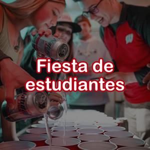 Fiesta de estudiantes