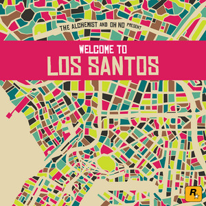 The Alchemist And Oh No Present Welcome To Los Santos album