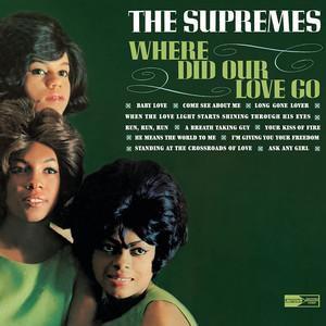Where Did Our Love Go - Single Version / Mono cover art