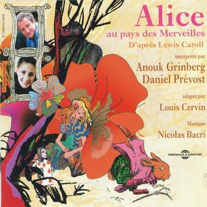 Alice au pays des merveilles d'après Lewis Carroll Audiobook