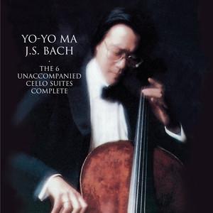 Bach: Unaccompanied Cello Suites  - Bach, Johann Sebastian