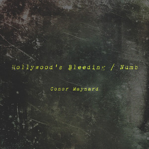 Hollywood's Bleeding / Numb cover art