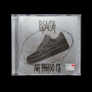Black AF1's
