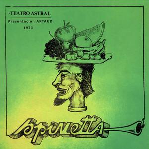 Presentación ARTAUD - 1973 - Teatro Astral  - Luis Alberto Spinetta