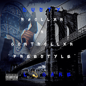 ROLLIN N CONTROLLIN FREESTYLE cover art