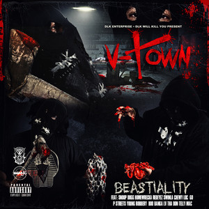 Dlk Music Will Kill You Presents: V-Town: Beastiality