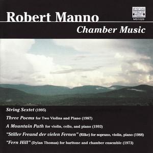 A Mountain Path for violin, cello and piano (1993): A Mountain Path for violin, cello and piano (1993) cover art