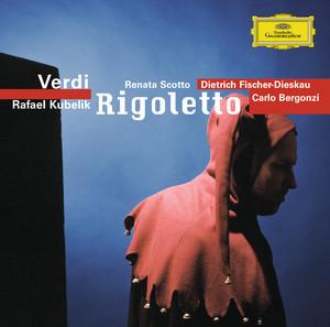 """Rigoletto / Act 1: Scena e Duetto. """"Giovanna, ho dei rimorsi"""" (Gilda, Giovanna, Duca) cover art"""