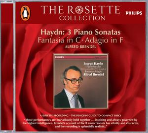 Adagio in F, H.XVII No.9 by Franz Joseph Haydn, Alfred Brendel