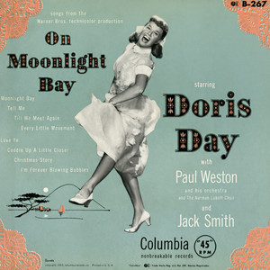 On Moonlight Bay (with Paul Weston & His Orchestra & The Norman Luboff Choir) album