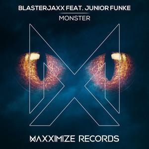 Monster (feat. Junior Funke) cover art