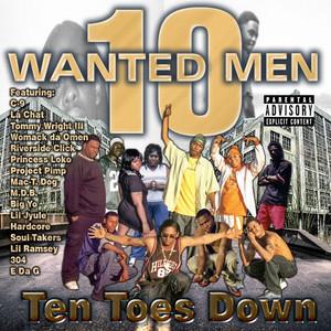 Insane N Da Brain by 10 Wanted Men