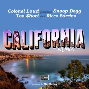 California (feat. Ricco Barrino) [Remix] - Single